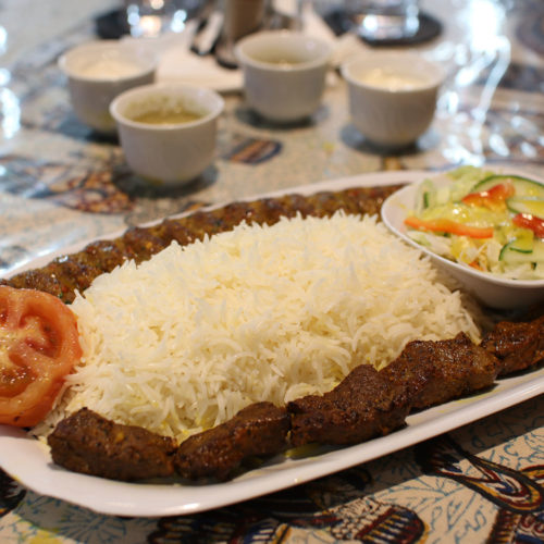 Teeka Koobideh